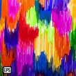 Abstract decorative marker on the background. EPS — Cтоковый вектор #52791321