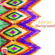 Abstract decorative marker on the background. EPS — Cтоковый вектор #52791355