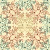 Вектор декоративный бесшовный фон образца. изящная роскошная структура для обоев, фонов и страницы заполняется. — Cтоковый вектор