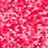 Abstract Geometrical Multicolored mosaic Background. — Stock vektor