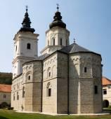 Sırbistan Ortodoks Manastırı jazak kilisede — Stok fotoğraf