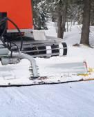 Snowcat — Stock Photo
