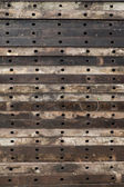 Steel plates stacked — Stock Photo