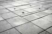 Stack of concrete block — Stockfoto