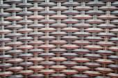 Texture of plastic weave . — Stock Photo
