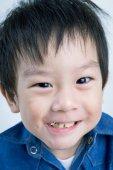 Portrait of Happy Asian child  — Zdjęcie stockowe