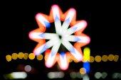 Defocused bokeh lights — Stock Photo