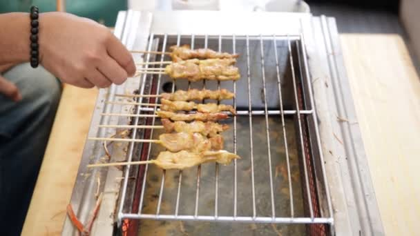 how to cook pork satay in the oven