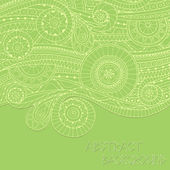 Doodle style background pattern in vector. — Stock Vector