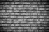Background texture of black and white wood and rope closeup with vignette — Foto Stock