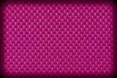 Background texture of pink fabric closeup with vignette — Stock fotografie