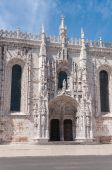 Ana giriş hieronymites Manastırı — Stok fotoğraf