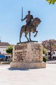 努诺欧维士纪念碑 Pereira — 图库照片