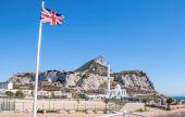 Mosque on Gibraltar — 图库照片