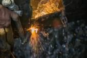 Кислородно-ацетиленовой горелки 3 — Стоковое фото