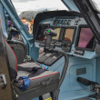 The cabin of the helicopter — Stock Photo #57518449