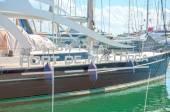 Palma přístav — Stock fotografie