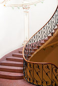 Can Prunera jugend staircase — Stock Photo