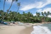 Sri Lankan beach — Stock Photo