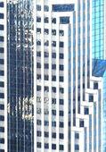 Chicago architecture closeup — Stock Photo