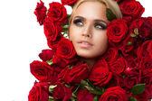Femininity, luxury and beauty — Stock Photo