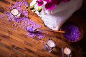 Relaxing spa treatments — Stockfoto