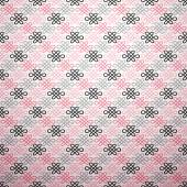 Romantic vector pattern — 图库矢量图片