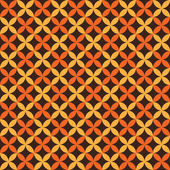 Autumn vector seamless pattern. Endless texture — Vettoriale Stock