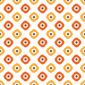 Autumn vector seamless pattern. Endless texture — Stock Vector