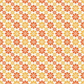 Autumn vector seamless pattern. Endless texture — Vector de stock