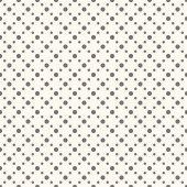 Abstract geometric dot seamless pattern. Vector illustration — Cтоковый вектор