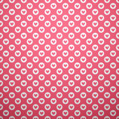 Cute different vector seamless pattern. Pink and white color — Stock Vector