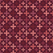 Fashion marsala vector seamless pattern. Endless texture — Stock Vector