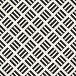 Abstract wicker seamless pattern. Vector illustration — Stock Vector #72979163