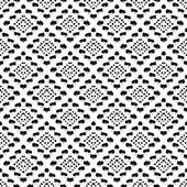 Hand drawn painted seamless pattern. Vector illustration — Stock Vector