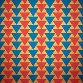 Retro kid vector seamless pattern. Endless texture — Stock Vector
