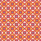 Retro kid vector seamless pattern. Endless texture — 图库矢量图片