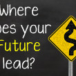Where does your future lead? — Stock Photo #62242295