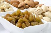 Nueces frescas — Foto de Stock