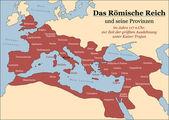 Roman Empire German — Stock Vector