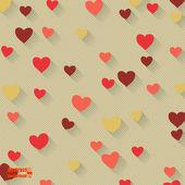 Love background. — Stock Vector