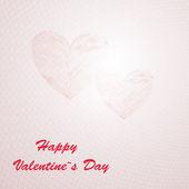 Cartão de amor. — Vetorial Stock
