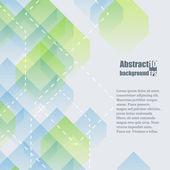 Geometrik desenli arka plan. — Stok Vektör