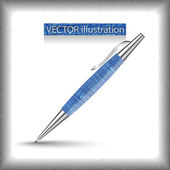 Vector corporate pen design. — Stockvector
