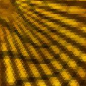 Abstrait multicolore mosaïque polygonale. motif triangulaire moderne. modèle de conception des affaires. — Photo