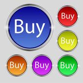 Buy sign icon. — 图库矢量图片