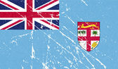 Flag of Fiji — Stock Vector