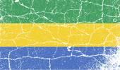 Flag of Gabon — Stock Vector