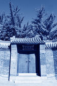 Chinese classical landscape architecture — Stock Photo