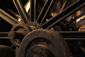 Mining machinery equipment — Stock Photo